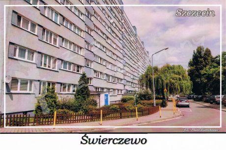 """Szczecin. Świerczewo, osiedle mieszkaniowe """"Kaliny"""""""