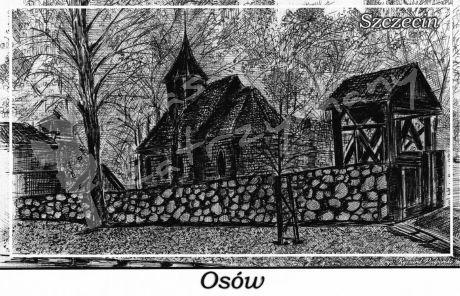 Szczecin. Osów, Kościół Matki Bożej Bolesnej
