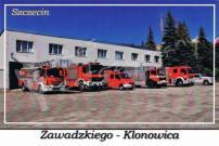 Szczecin. Zawadzkiego - Klonowica, Straż Pożarna 998