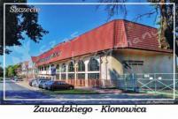 Szczecin. Zawadzkiego - Klonowica, Miejski Stadion Lekkoatletyczny