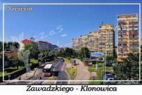 Szczecin. Zawadzkiego - Klonowica, osiedle