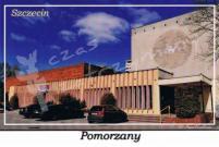 Szczecin. Pomorzany. Dom kultury Hetman, przy Ulicy 9 Maja.