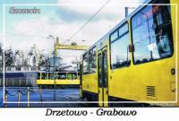 Szczecin. Drzetowo - Grabowo, tramwajowa komunikacja miejska na osiedlu
