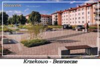 Szczecin. Krzekowo - Bezrzecze, skwer generała Stanisława  Sosabowskieg