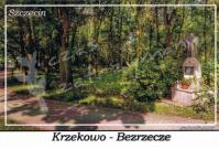 Szczecin. Krzekowo – Bezrzecze, krzyż na końcu ul. Szerokiej
