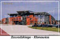 Szczecin. Zawadzkiego - Klonowica, Azoty Arena