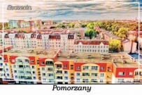 Szczecin. Pomorzany