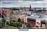 Szczecin. Centrum