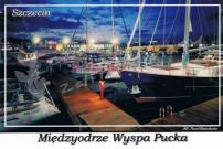 Szczecin. Międzyodrze Wyspa Pucka, otwarty w 2015 roku nowoczesny port jachtowy na wyspie Grodzkiej i Łasztowni.